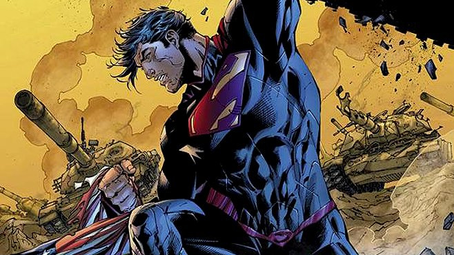 Superman Unchained #2