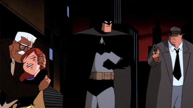 Best Episode Ever # 9: 'Batman: The Animated Series'
