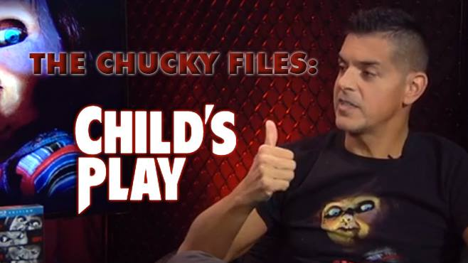 Chucky Files Childs Play
