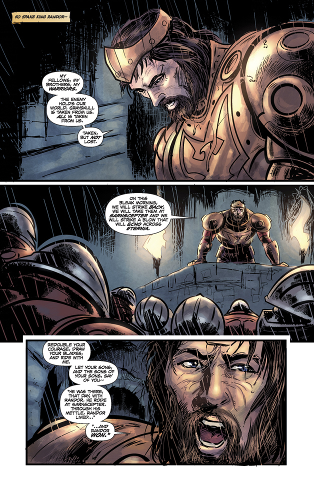 He-Man & The Masters of the Universe #7 P1