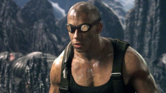 Riddick is the Warmest Color
