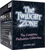 The Twilight Zone Definitive Collection Blu-ray