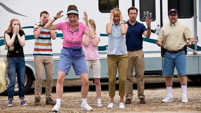 We're the Millers Cast