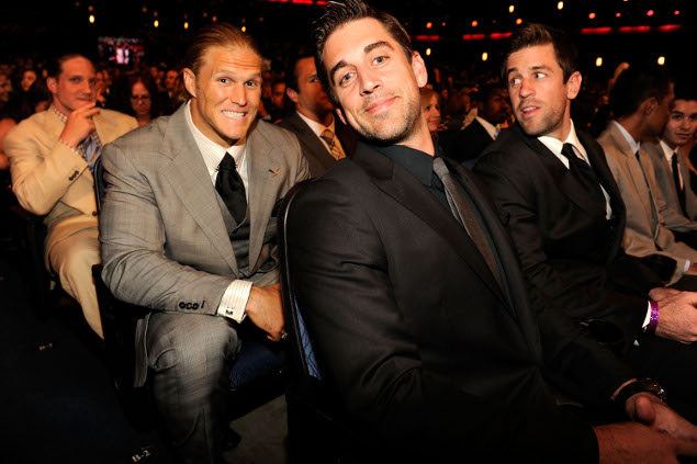 Aaron Rodgers Is Gay