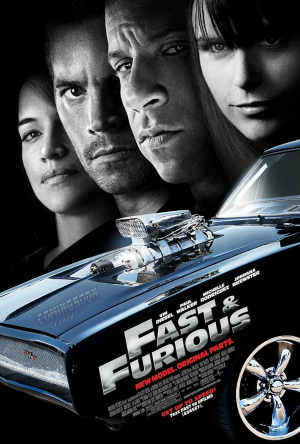 Fast 4 poster