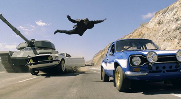 Fast 6 implausible