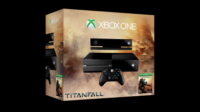 Xbox One Titanfall Bundle is $450 at Walmart, is a Price