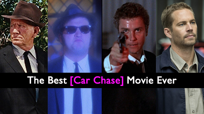 The Best Car Chase Movie Ever