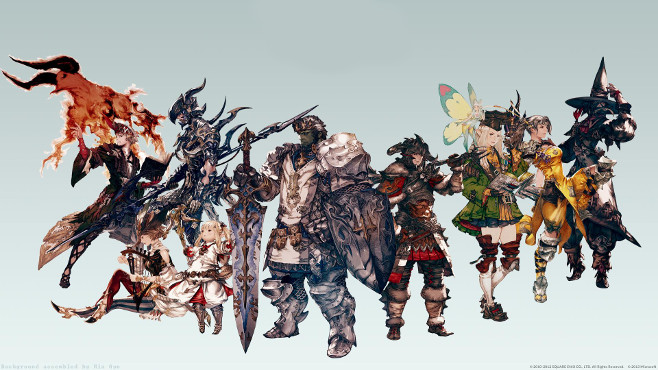 New Jobs Coming To Ffxiv A Realm Reborn Sooner Than You Think Gold Saucer To Be Big Mandatory