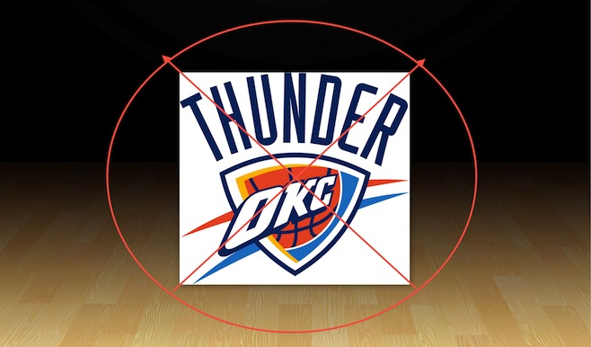 Thunder collage