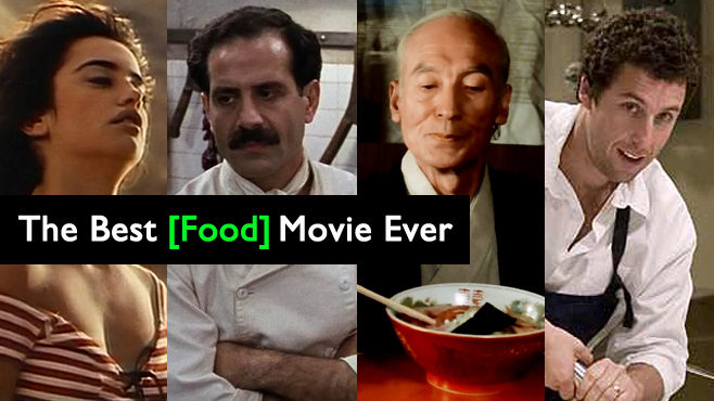 The Best Food Movie Ever