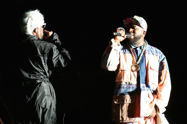 2 Outkast at Governor's Ball by Rory Biller