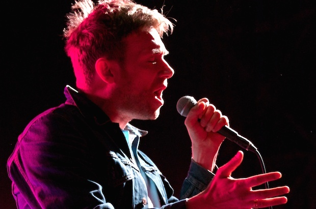 3 Damon Albarn at Governor's Ball by Rory Biller