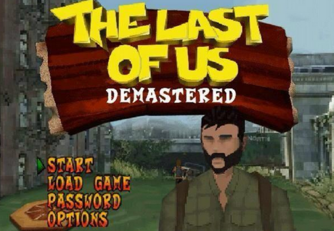Here S What The Last Of Us Would Look Like On The Ps1 Mandatory