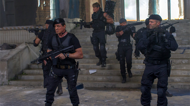 The Expendables 3 Cast