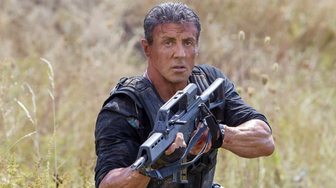 The Expendables 3 Sylvester Stallone