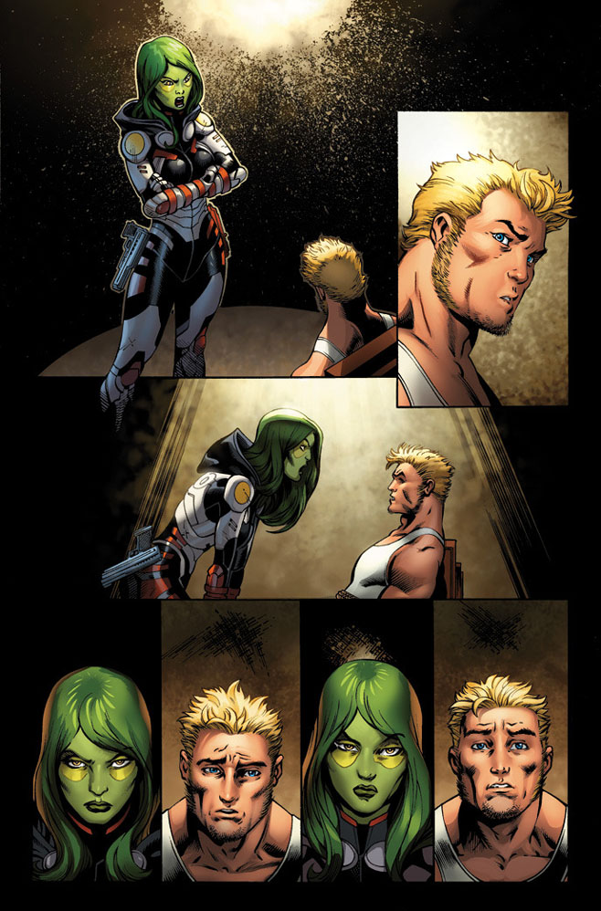 Guardians of the Galaxy 19 Page 1