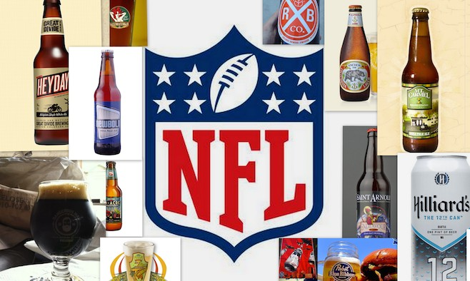 nfl beers cover