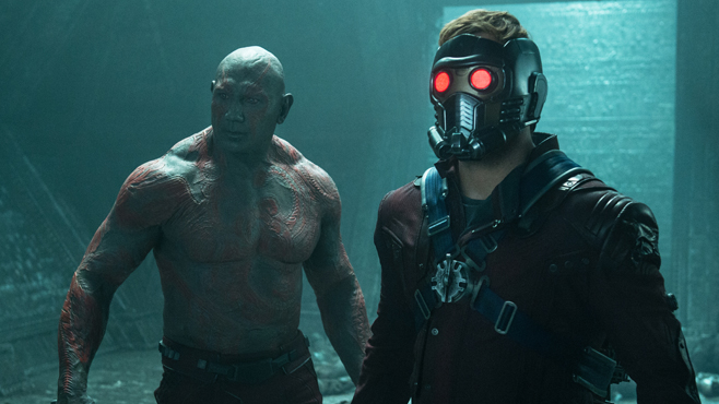 Guardians of the Galaxy Blu-ray Best Blu-rays of November December