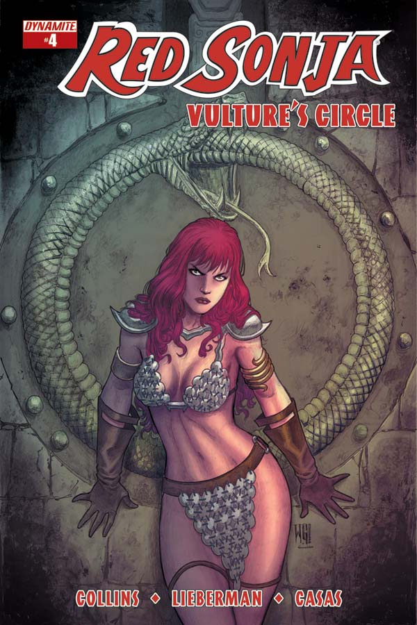Red Sonja Vulture's Circle
