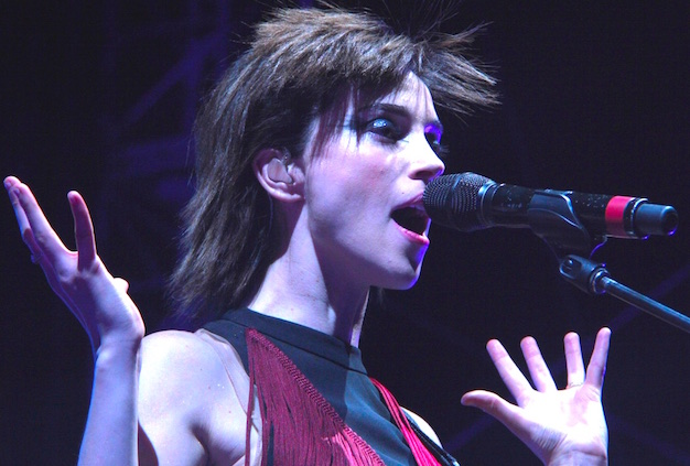 6 St. Vincent at Coachella 2015 by Johnny Firecloud