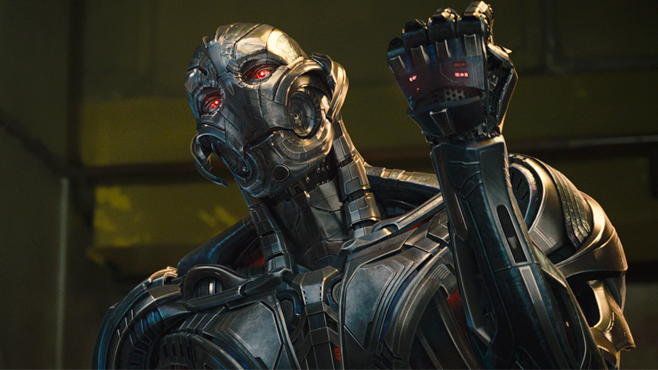 Avengers Age of Ultron James Spader