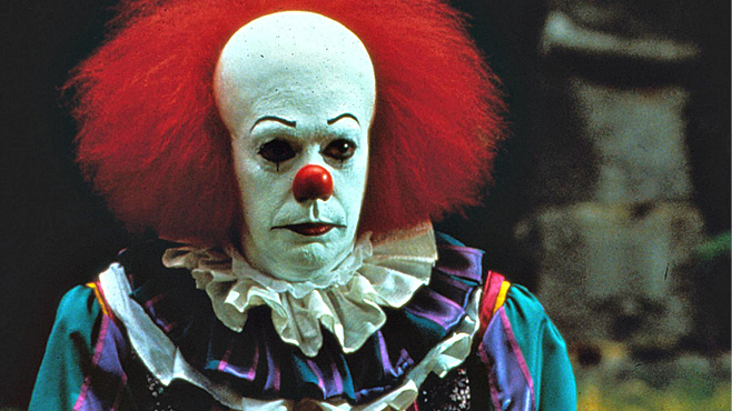 Stephen King's It Tim Curry