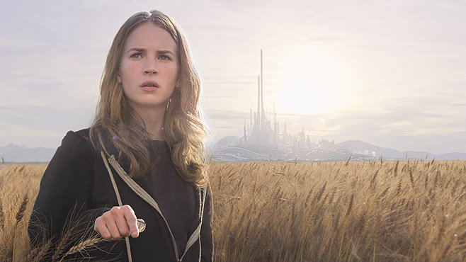 Tomorrowland The Best Disney Movies Ever