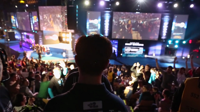 All Work All Play eSports