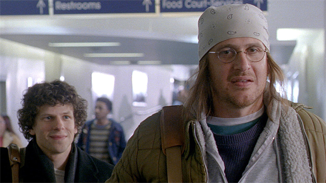 The End of the Tour Jesse Eisenberg Jason Segel