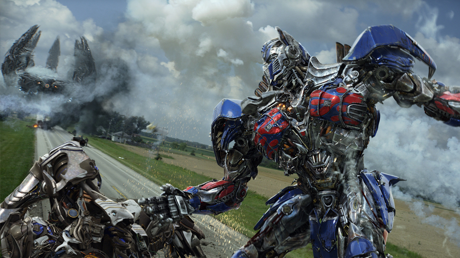 16 Transformers Age of Extinction