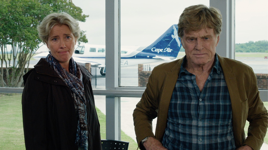 A Walk in the Woods Emma Thompson Robert Redford