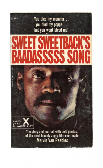 Melvin Van Peebles, Sweet Sweetback's Baadasssss Song. Published by Lancer Books, New York, 1971.