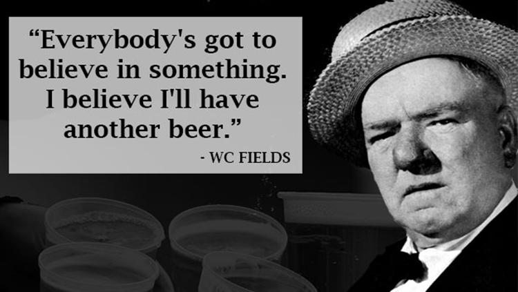 Drinking Quote From W.C. Fields