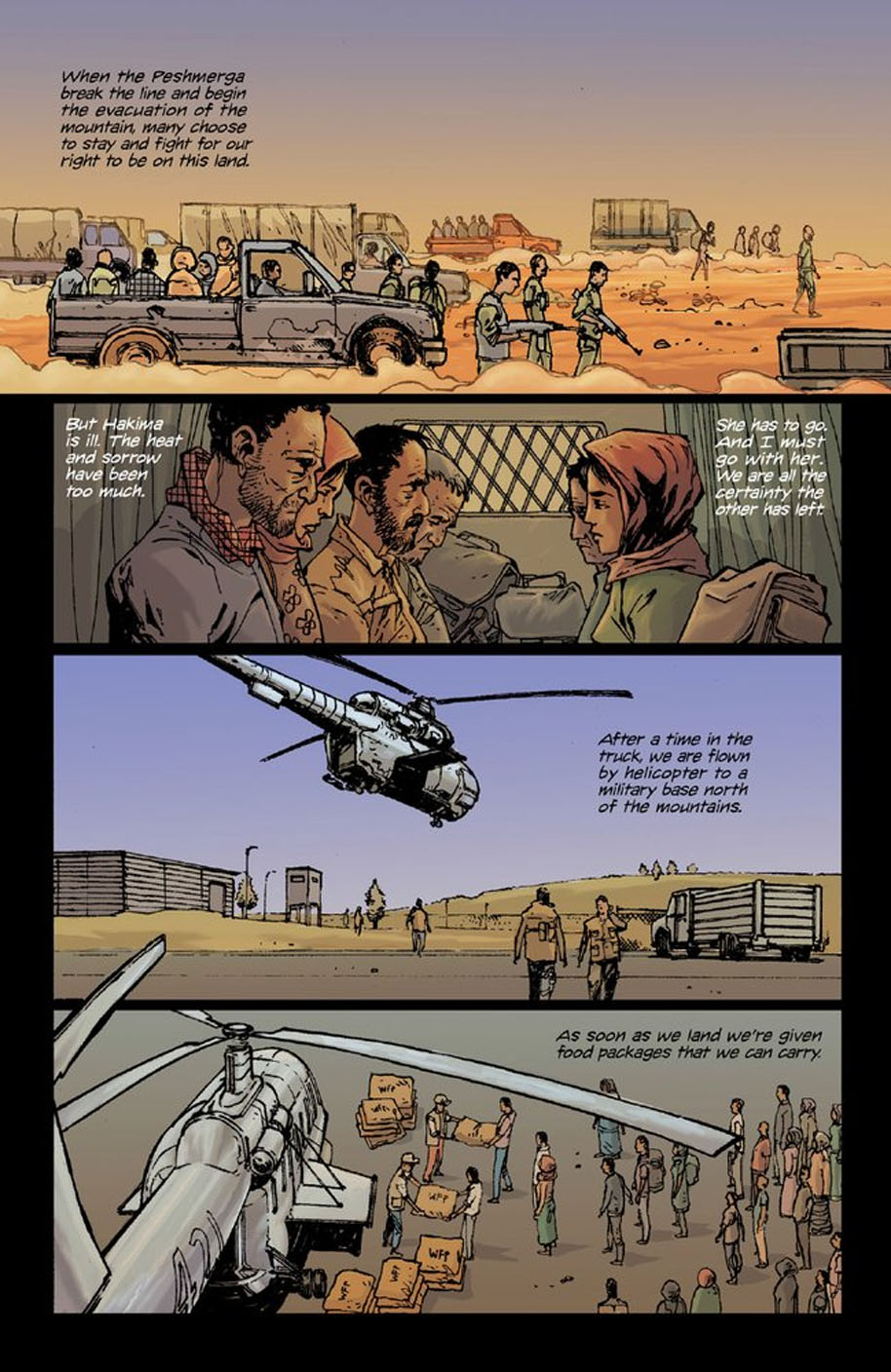 Liviing Level 3 Iraq Chapter 2 Page 5