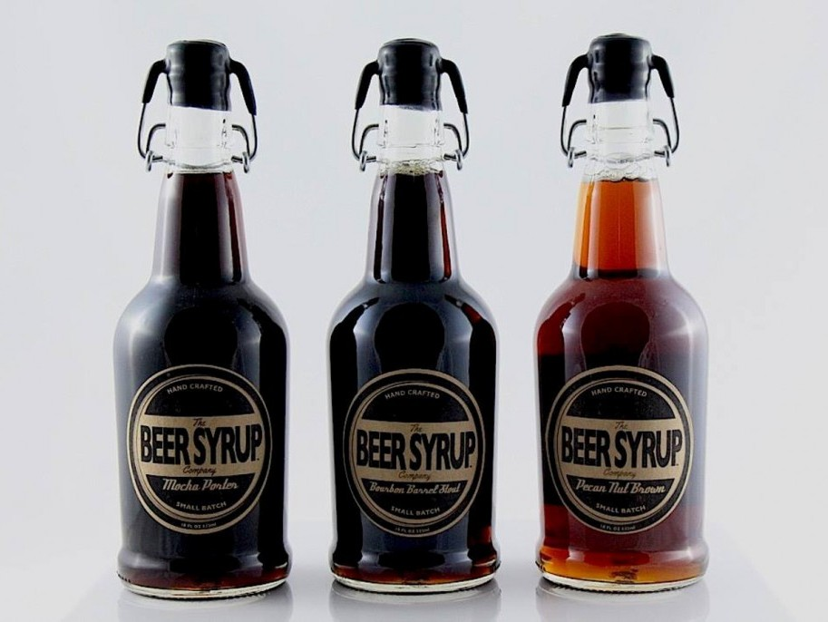 Photo: The Beer Syrup Company on Facebook.
