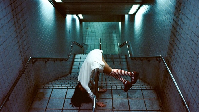 An image from Léo Berne's I Barely Remember project.
