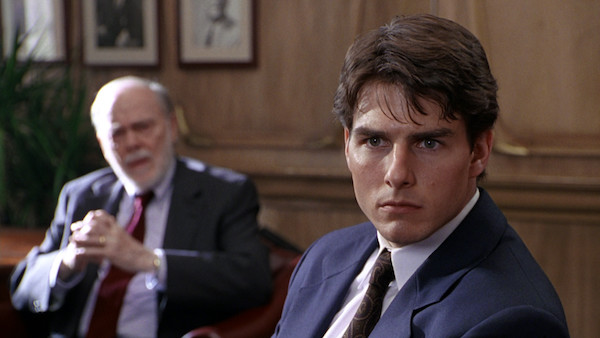 ranking tom cruise THE FIRM