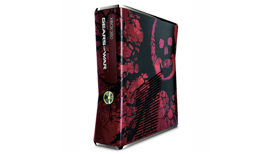 Gears-of-War-Xbox-360-Console
