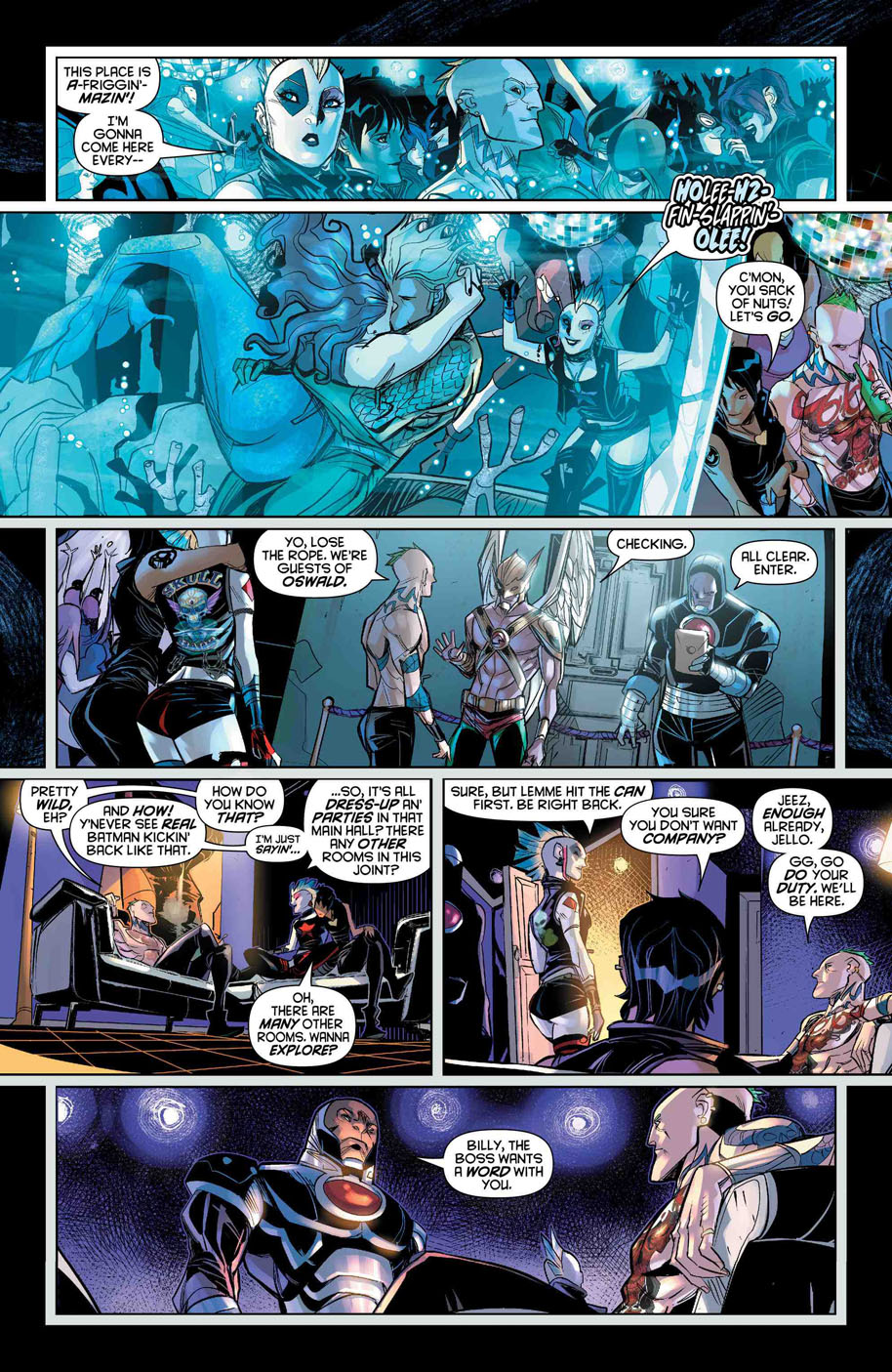 Harley Quinn 7 page 2