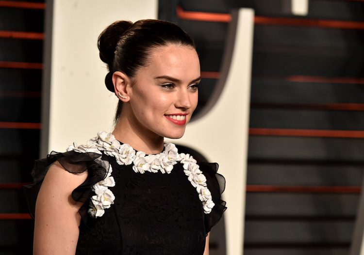 Actresses under 25 - Daisy Ridley