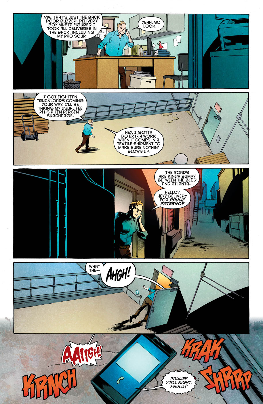 Nightwing 10 page 3