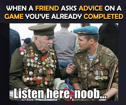 Video games memes anybody can relate to