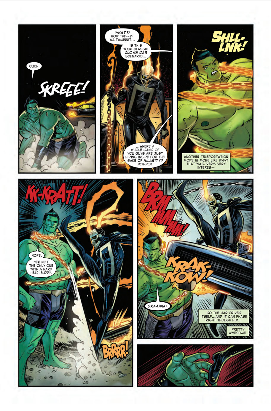 Ghost Rider 3 page 3