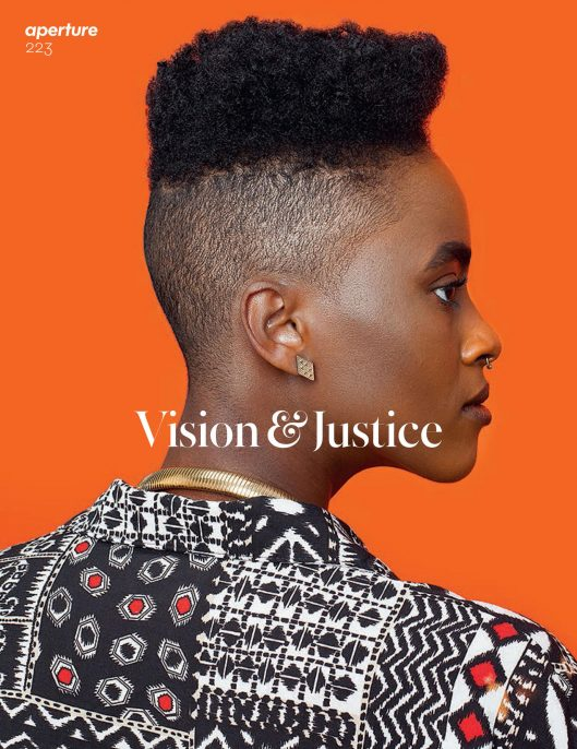 """Vision and Justice,"" Sarah Lewis's bestselling issue of Aperture Magazine"