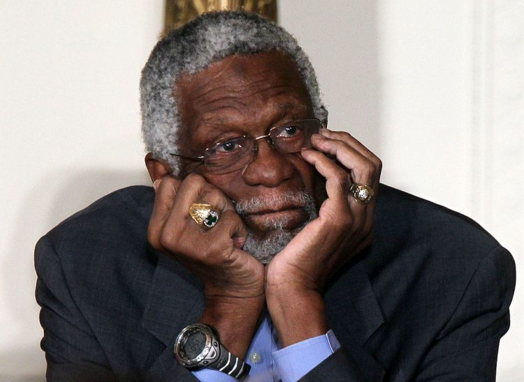 Players with the most NBA rings - Bill Russell