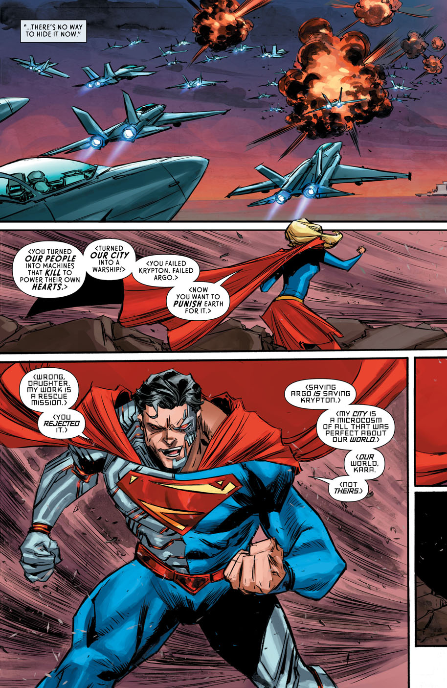Supergirl 6 page 2