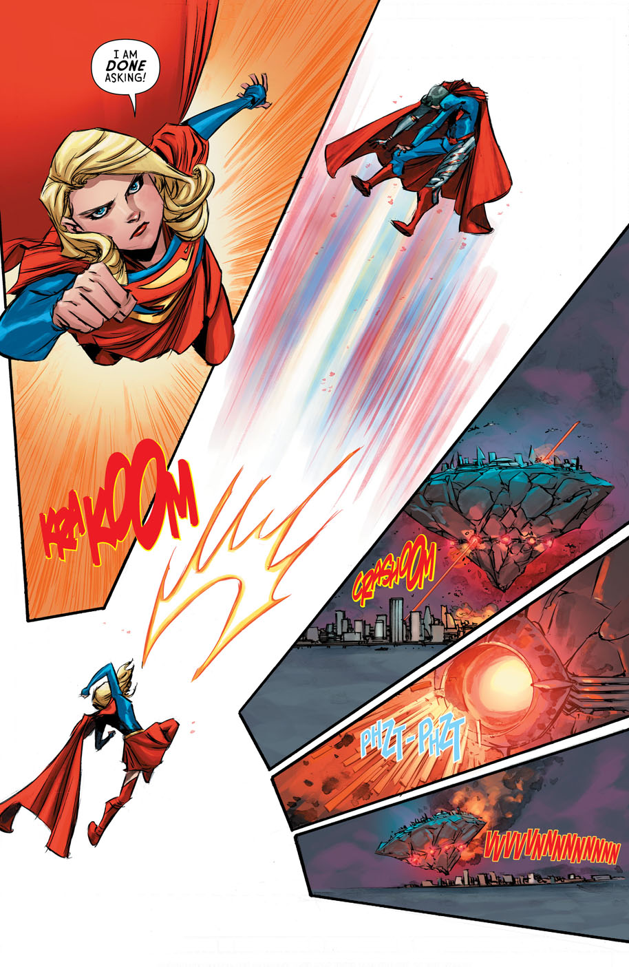 Supergirl 6 page 4