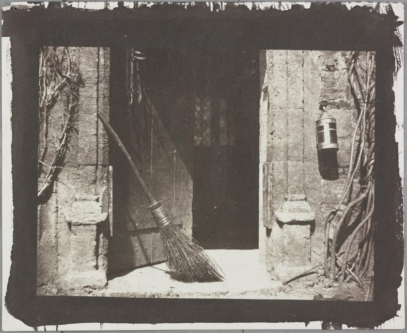 The Open Door, [wide shadow], April 1844. National Media Museum / Science & Society Picture Library