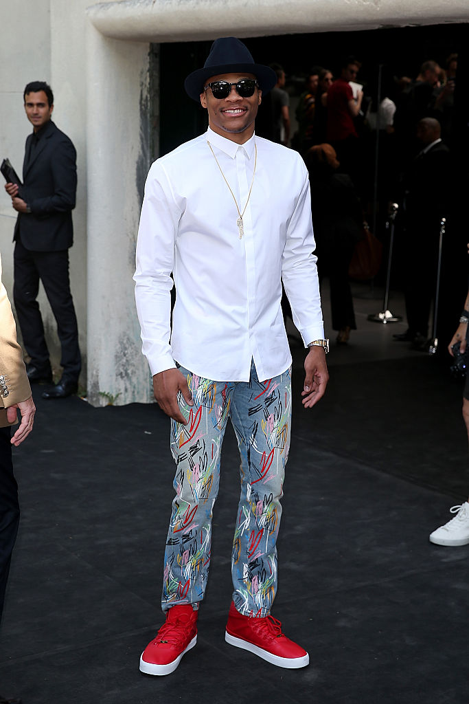 Russell Westbrook fashion mistakes